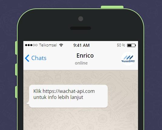 Mengapa Pesan Link Pada WhatsApp Tidak Bisa Diklik